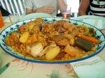 Couscous à la tunisienne